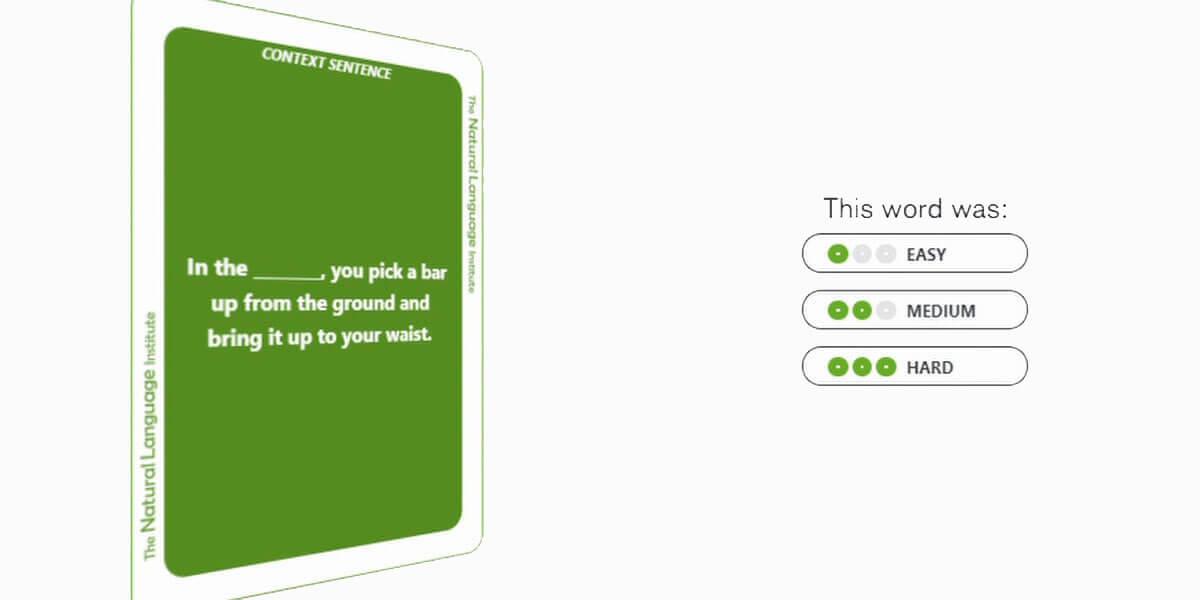 Flashcards para revisão