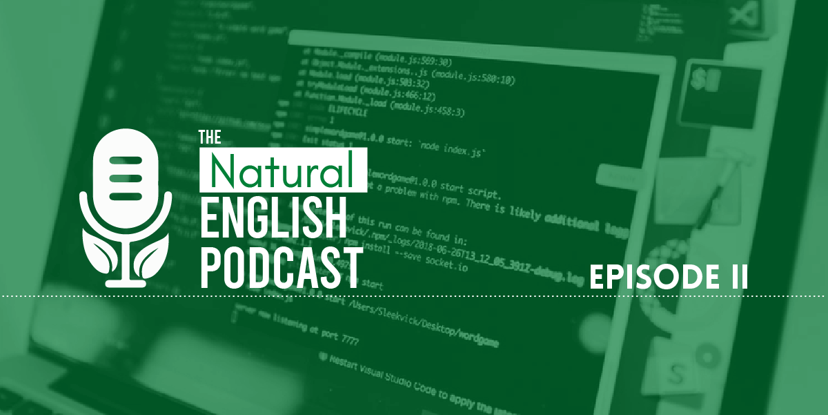 Episode II: English for Software Development