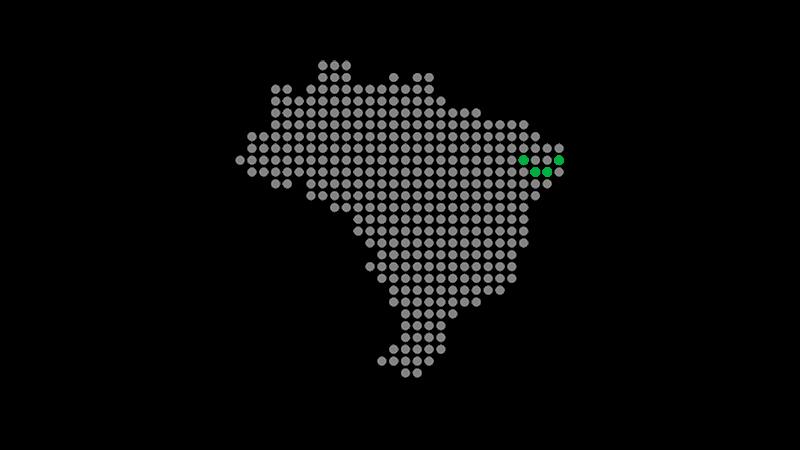 Mapa mundi com professores